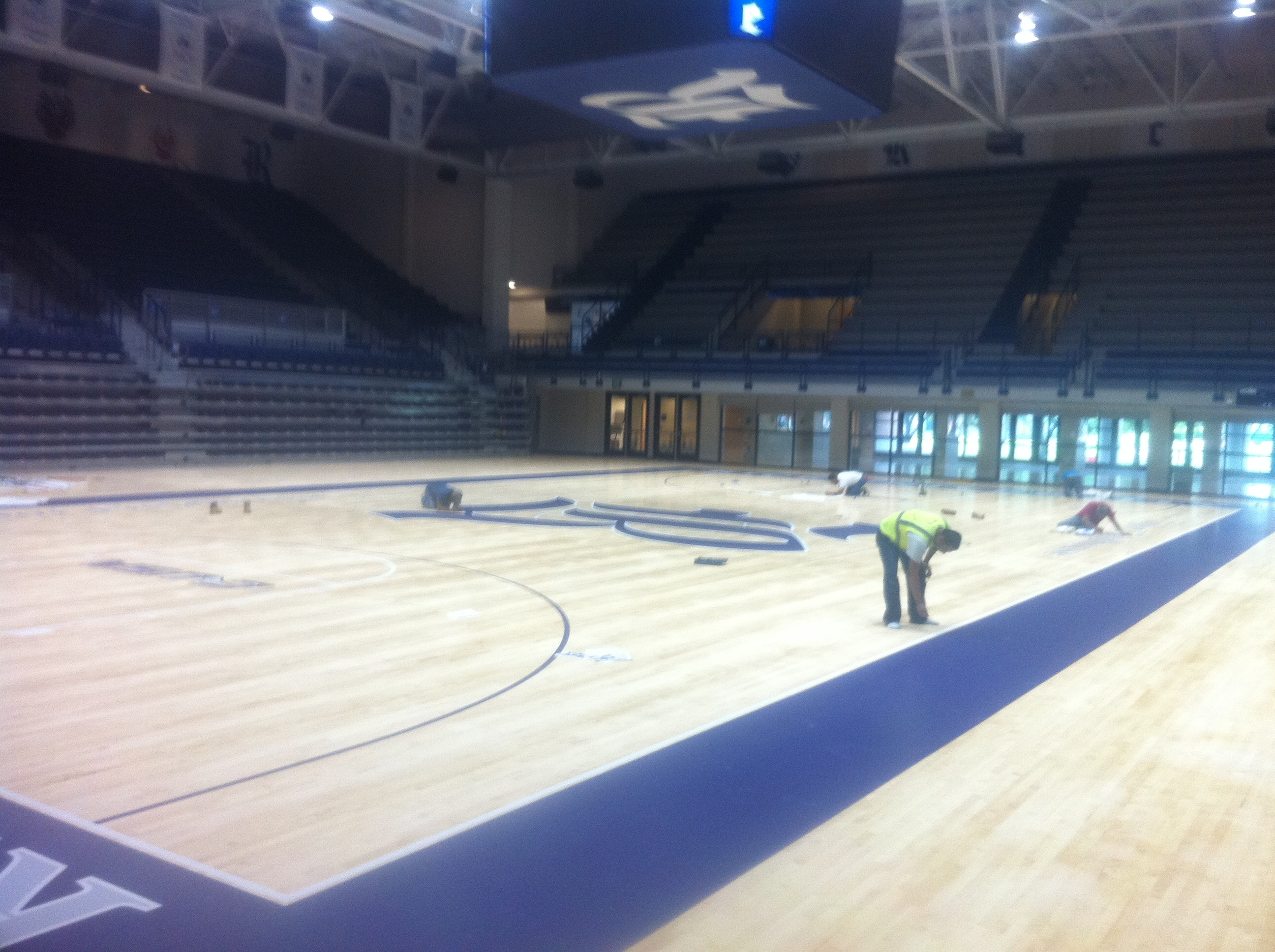 University Indoor Court