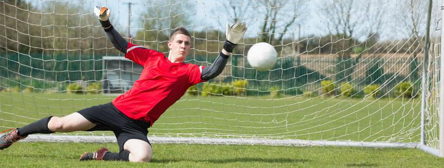 Goalie-Stock