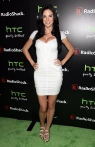 Radioshack | Jayde Nicole | HTC EVO