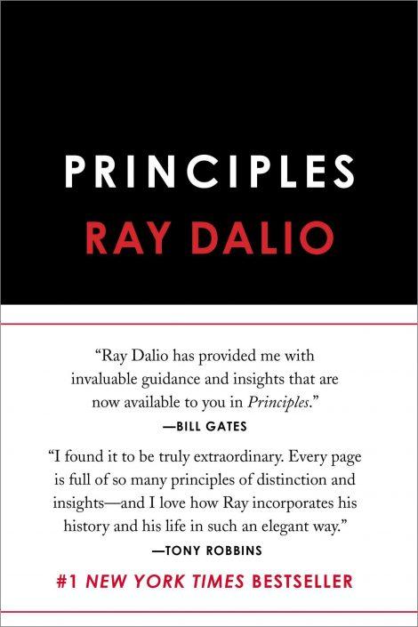 Principles, Ray Dalio, Jonathan Strietzel, Work Principles, Life Principles, Bridgewater Capital, Bridgewater
