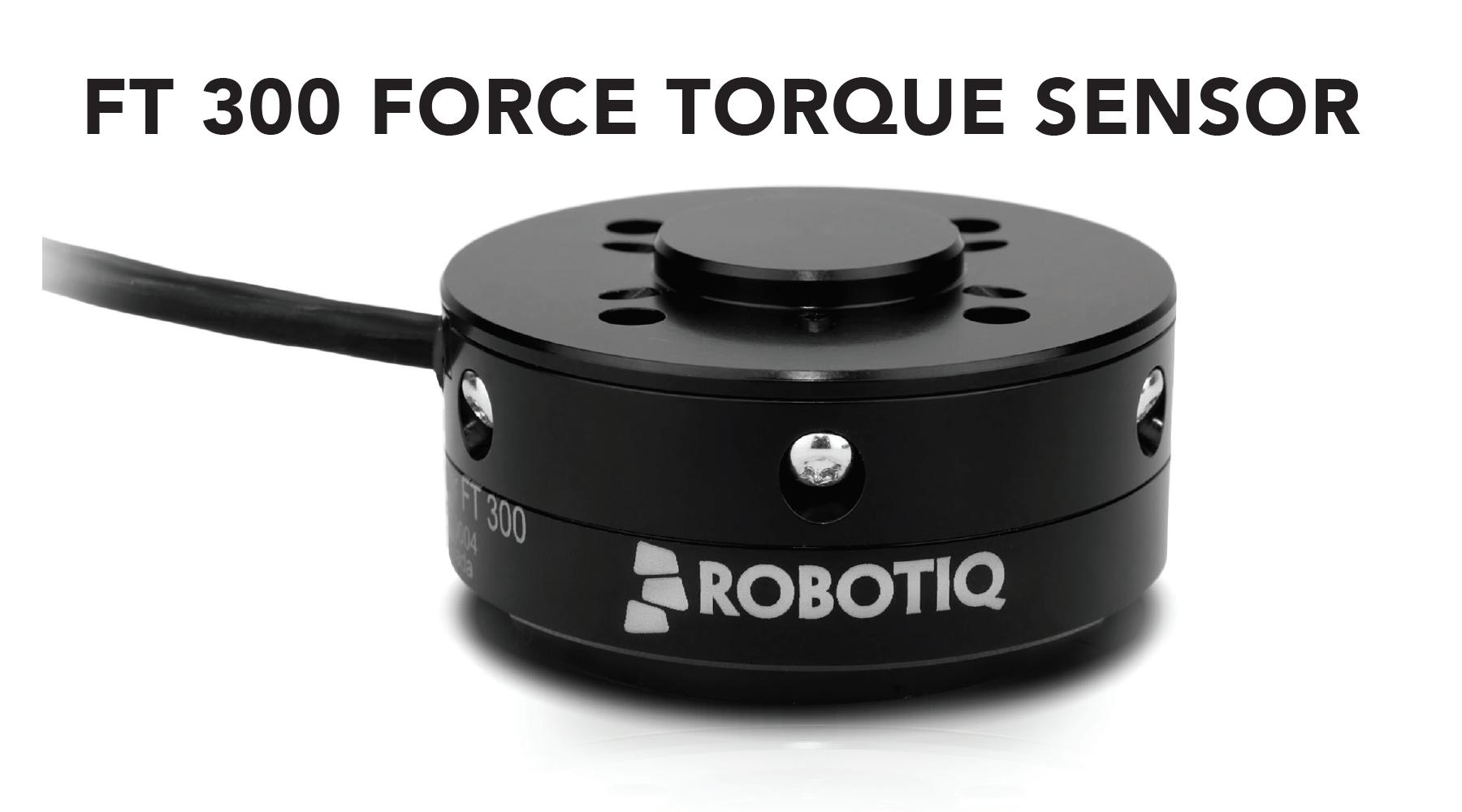 Robotiq FT300 Force Sensor