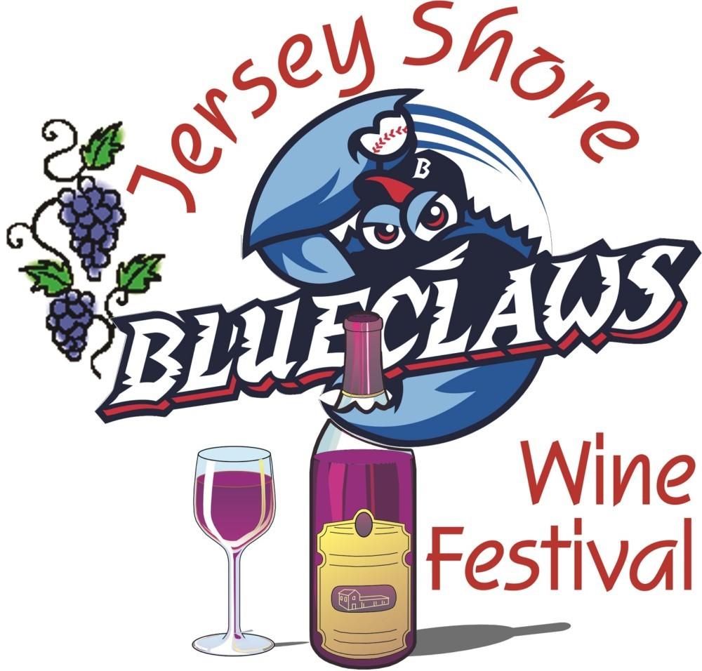 Blueclaws Wine Festival Logo