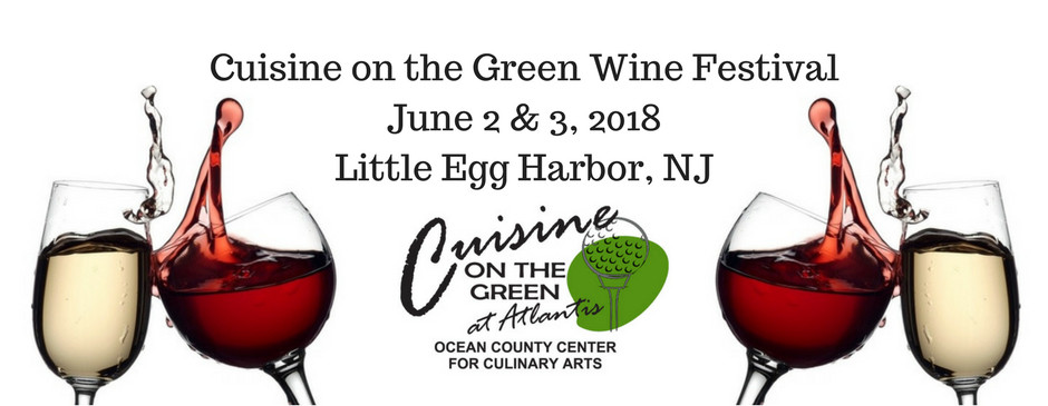 Cuisine On The Green Event