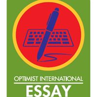 Optimist International Essay Poster