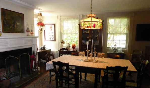 Historic Holmdel Christmas house tour a success!