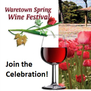 Learn more about the Waretown Wine Festival. Click Here!