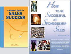 Two Book Combo: Successful Sponsorship & Woman's Guide