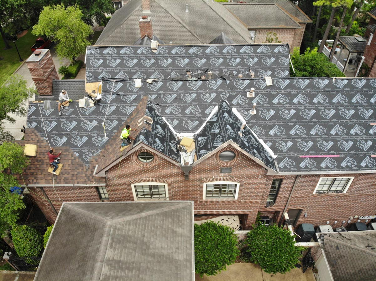 Houston Roofer