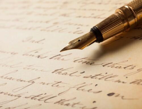National Cursive Handwriting Day