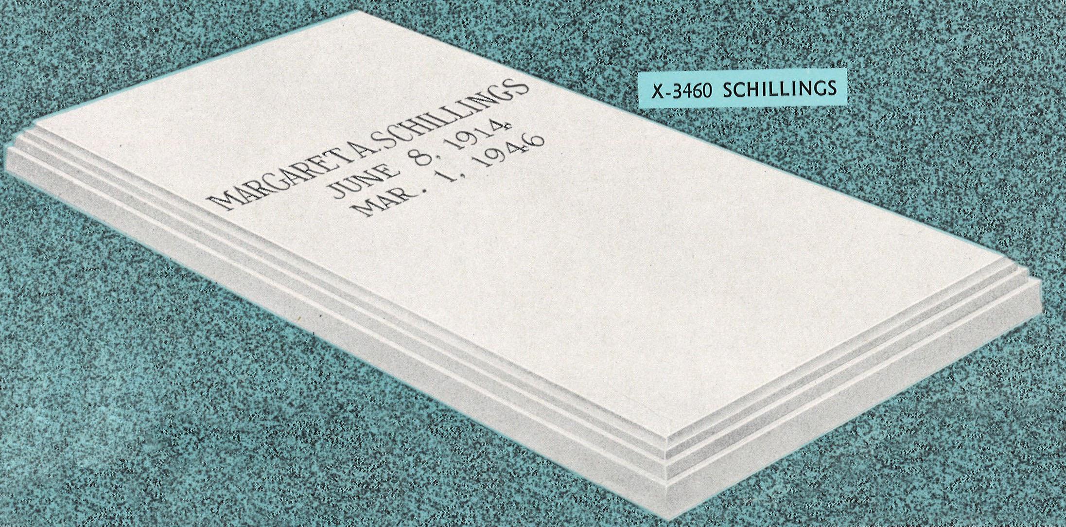 X-3460 Schillings