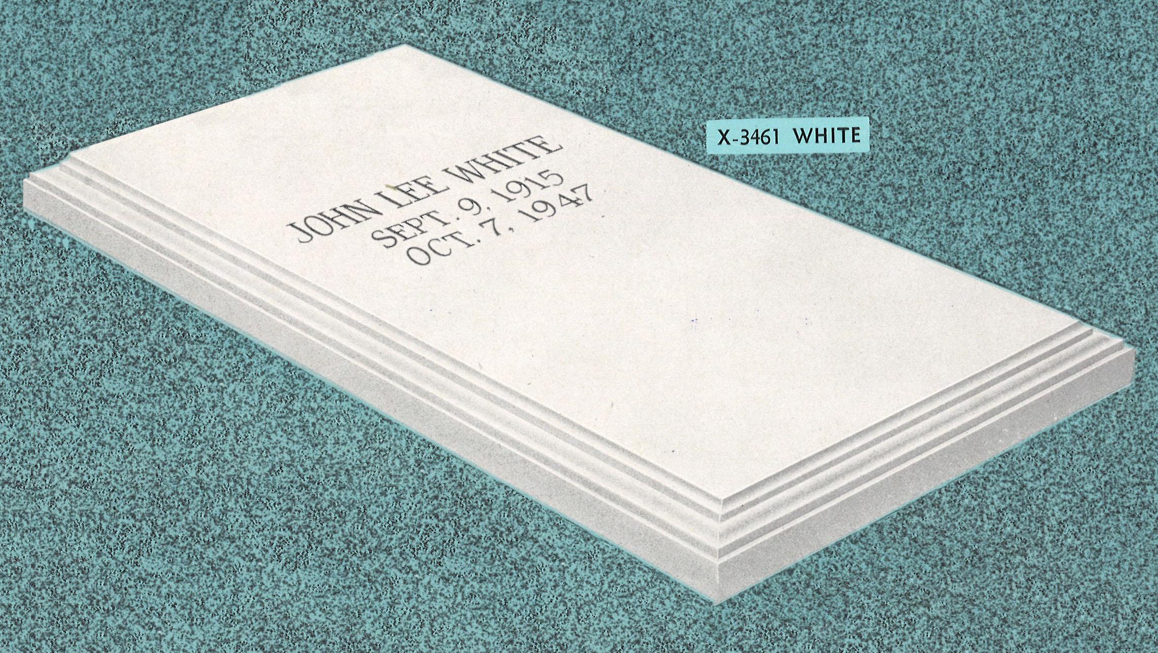 X-3461 White