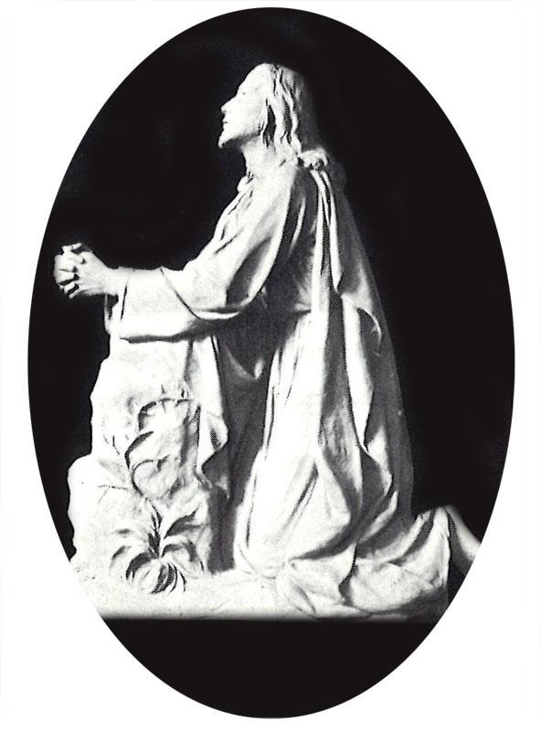 FS 123 Christ in the Garden of Gethsemane