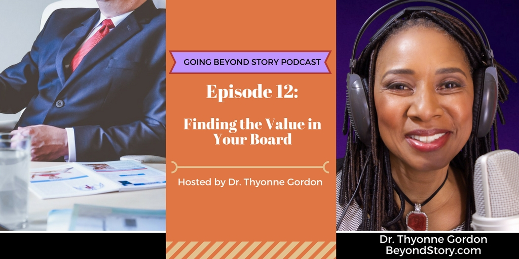 #012: Finding the Value in Your Board