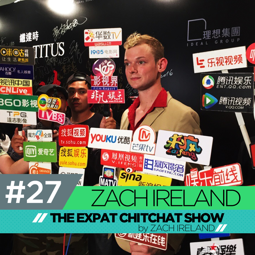 Zach Ireland: On His Own Expat Experience