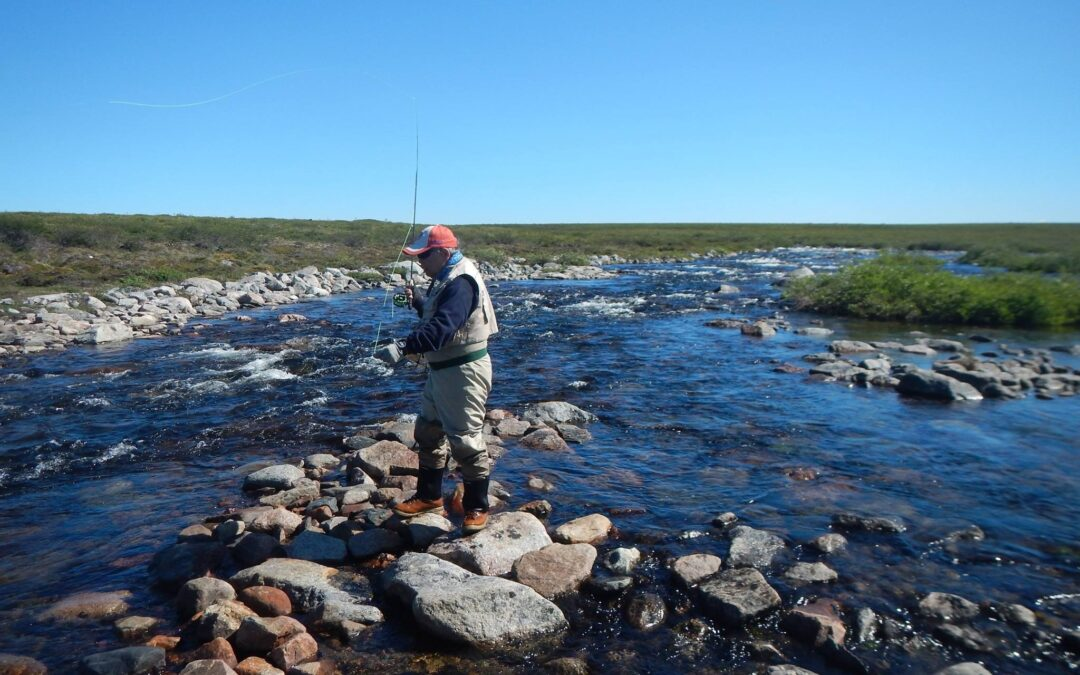 Plan your next arctic fishing trip to one of the best lake trout freestone rivers in Canada for a chance at the catch of a lifetime.