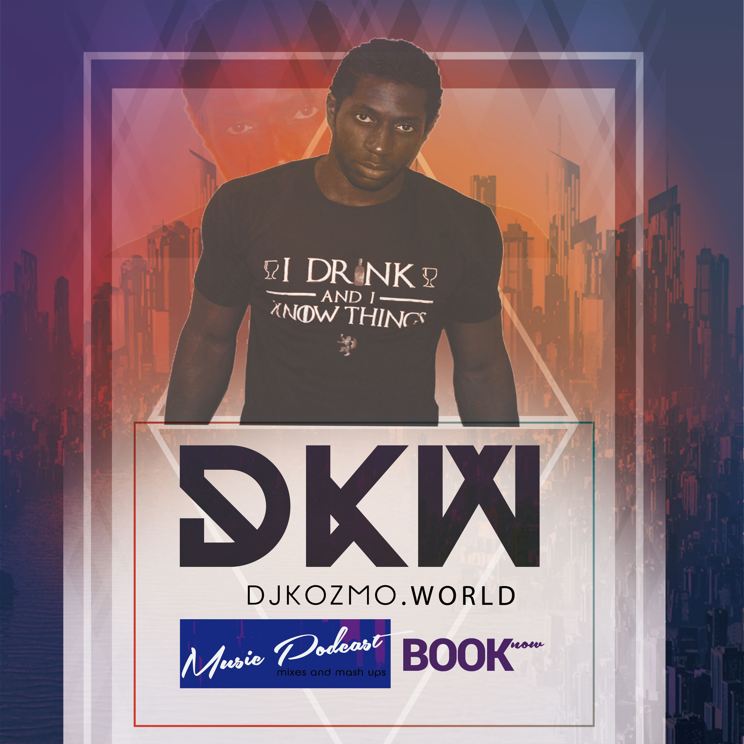 A simple island boy looking to conquer the world DJ Komo