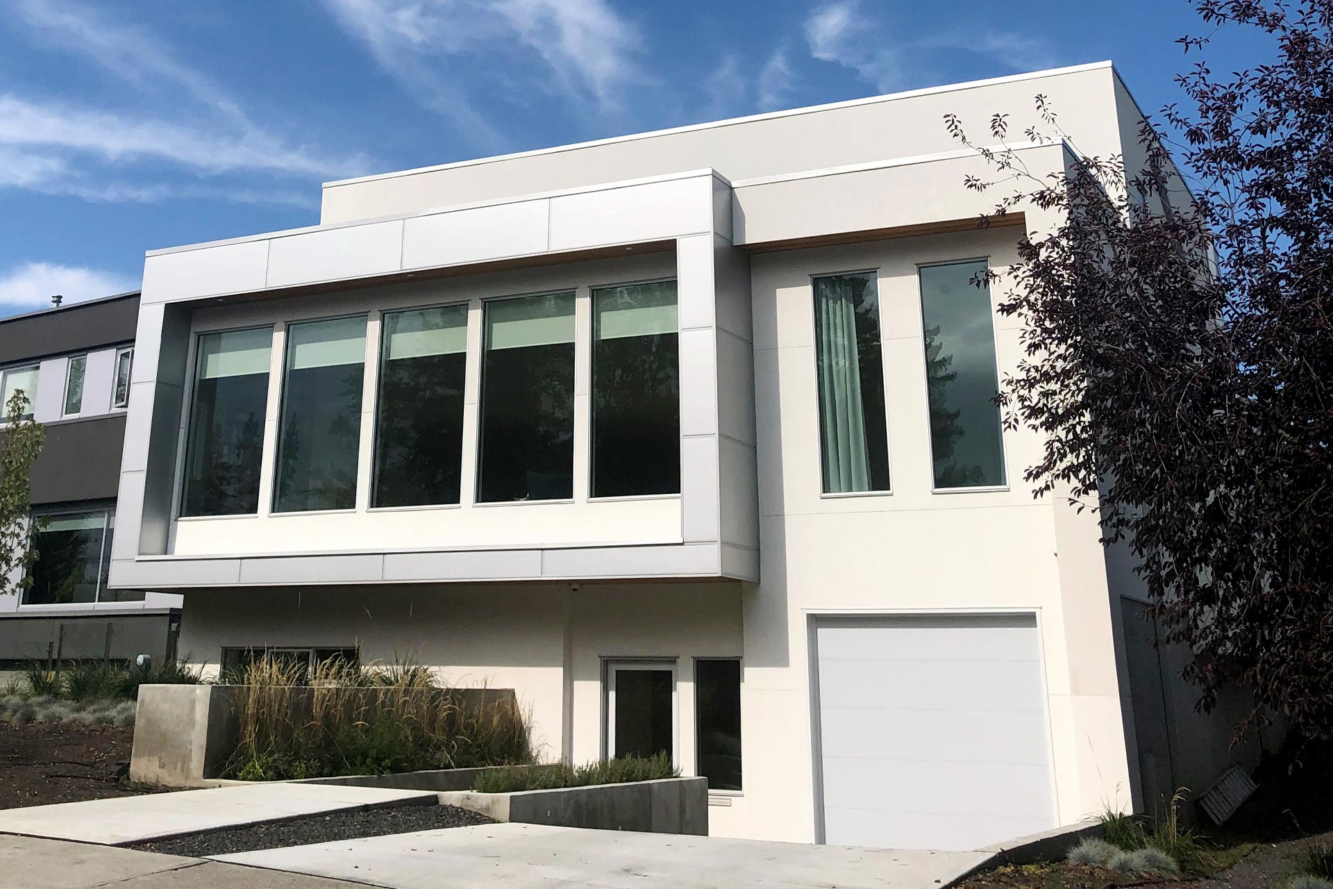 QuickPanel Systems - Private Residence, Calgary, AB
