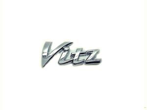 Logo Vitz Adhesivo
