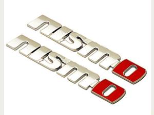 Logo NISMO Adhesivo