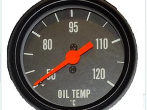 Reloj Marcador de Temperatura de Aceite SKC