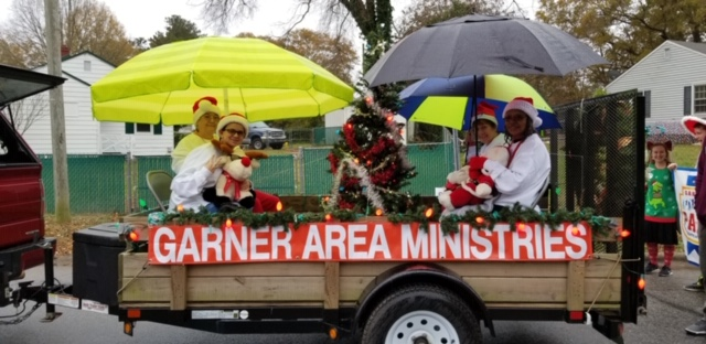 Garner Christmas Parade 2019 IN THE COMMUNITY   Garner Area Ministries
