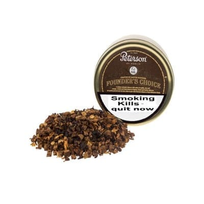 Peterson Founders Choice Pipe Tobacco