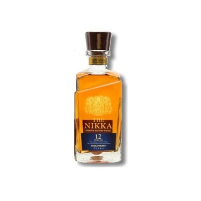 The Nikka 12 Year Old Blended Whisky