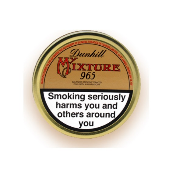 Dunhill Pipe Tobacco – My Mixture 965