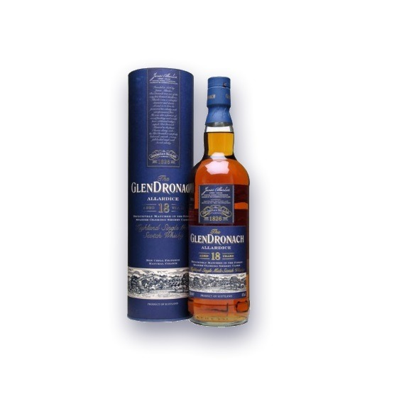 Glendronach Whisky 18 year old – Scotch Whisky