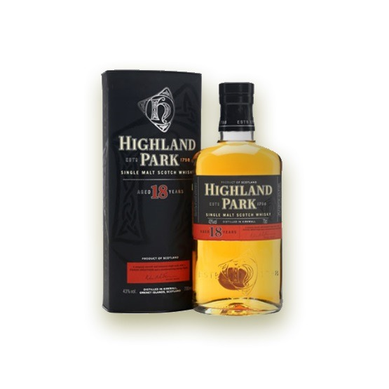 Highland Park Whisky 18 Year Old – Scotch Whisky