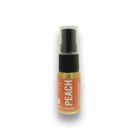 Peach Flavouring Spray by Original Tobacco Flavour Co.