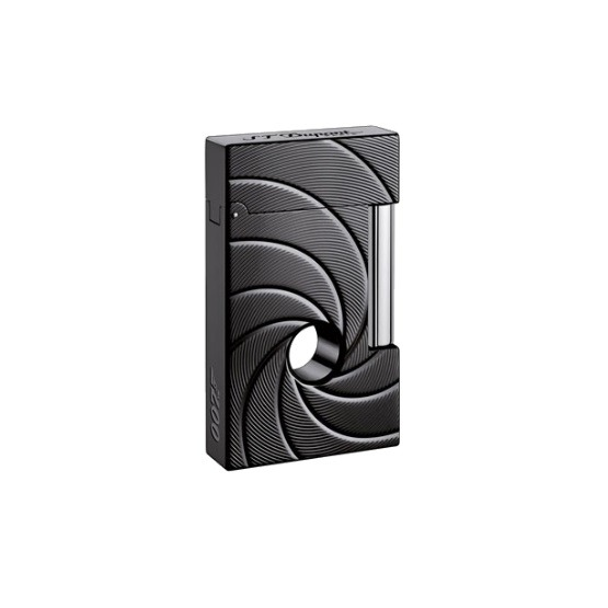 S.T. Dupont James Bond Spectre 007 Black PVD Ligne 2 Lighter