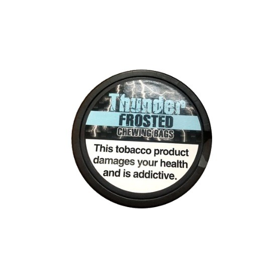 Thunder Frosted Strong Portion CB 10 x Single Tin