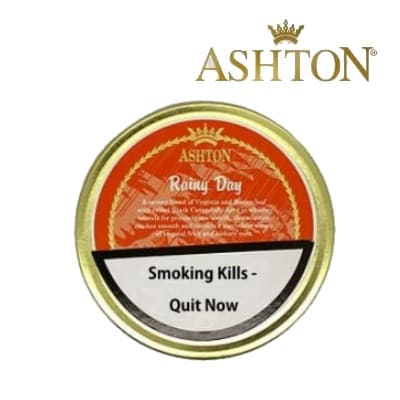 Ashton Rainy Day Pipe Tobacco 5 x 50g tin