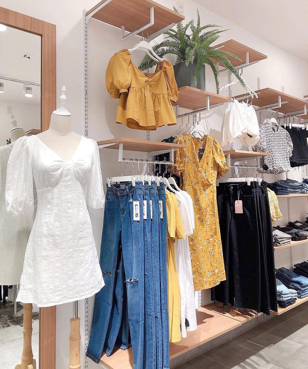 [MIÊU STORE] Địa điểm nên đến shopping của những cô nàng mê style nữ tính 16