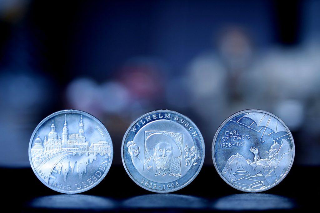 estate sale coins