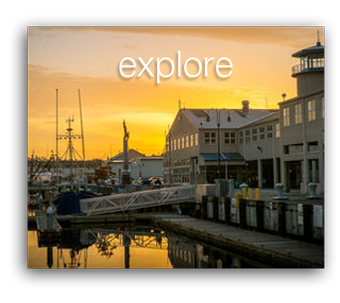 image - explore | Bay Cafe Fisherman's Terminal, Seattle, WA