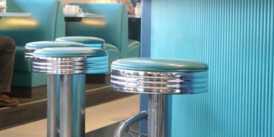 Seating | Bay Cafe at Fisherman's Terminal, Seattle WA