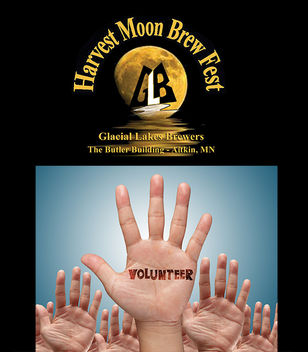 Volunteer at the Harvest Moon Brew Fest