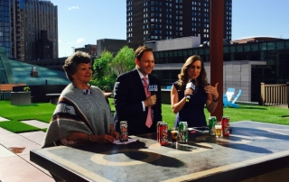 Brew Fest Interview on WCCO