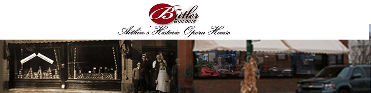 The Butler Building where Judy Garland got her start in show business.