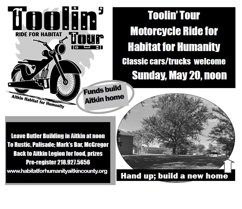 Toolin Tour Poster 2018