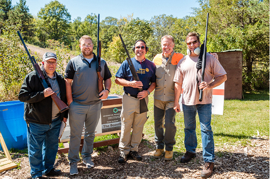 Clay Shooting Event