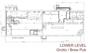 Lower Level Butler Building Plans