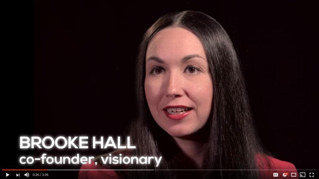 Brooke Hall is Light City Cofounder
