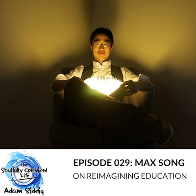 Max Song Reimagining Education