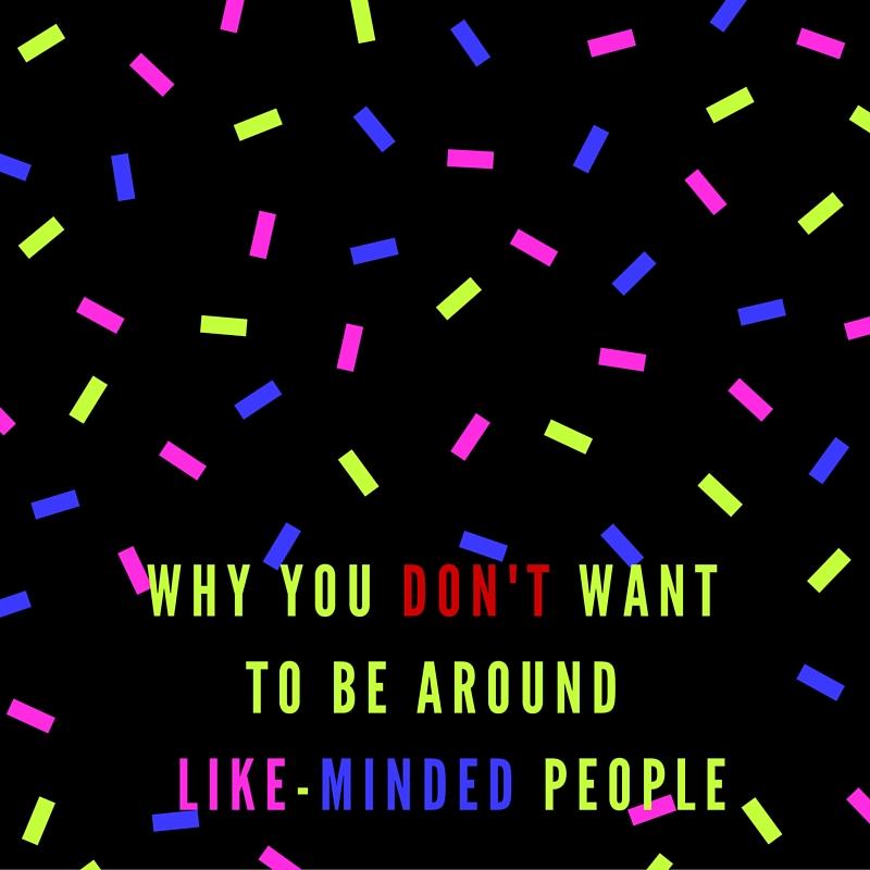 like-minded people