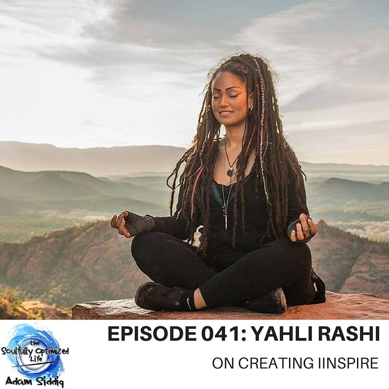 iinspire Yahli Rashi