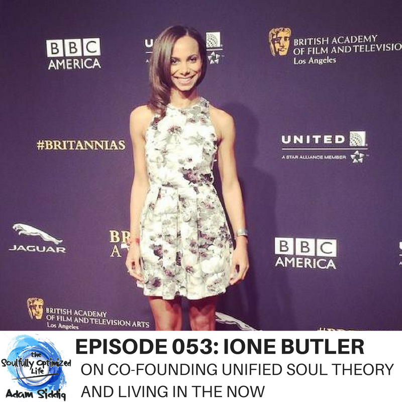 Unified Soul Theory Uplifting Content Ione Butler