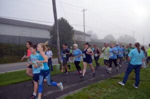 VA811 Participates in New River Valley Run